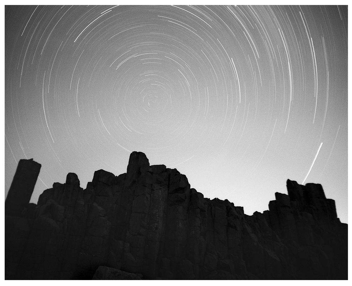 Farley Morgan Webb-Star Trail