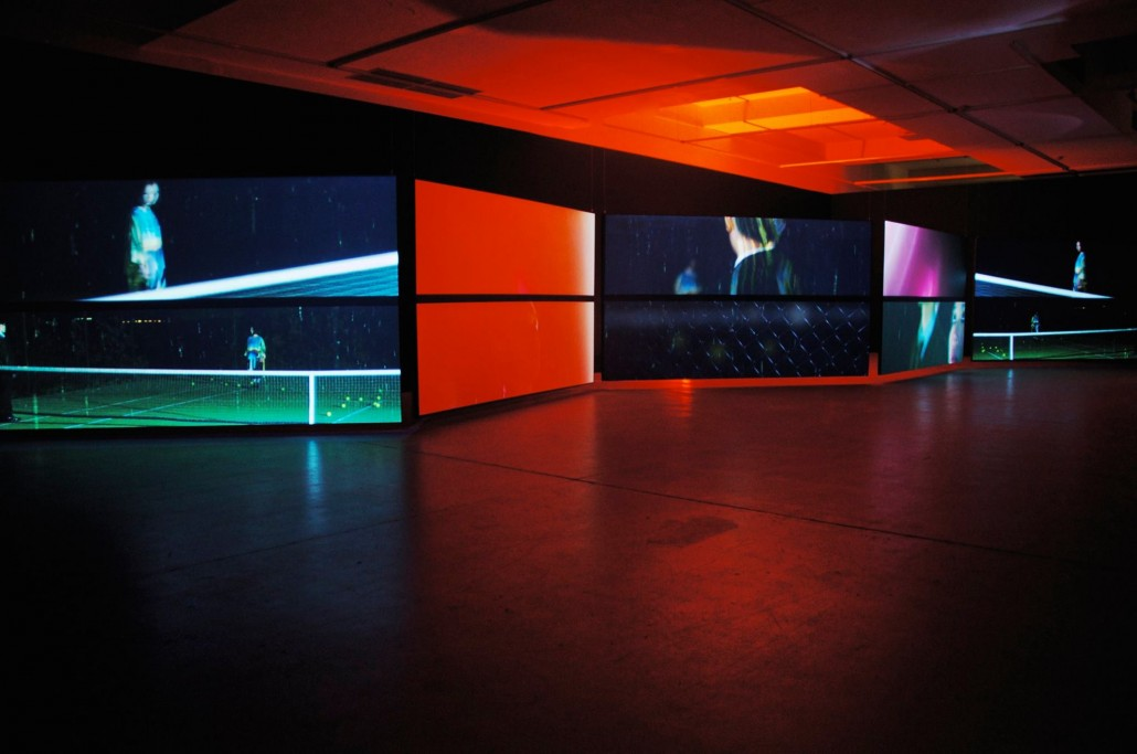 Brie Tenerry's Installation at AEAF 2015