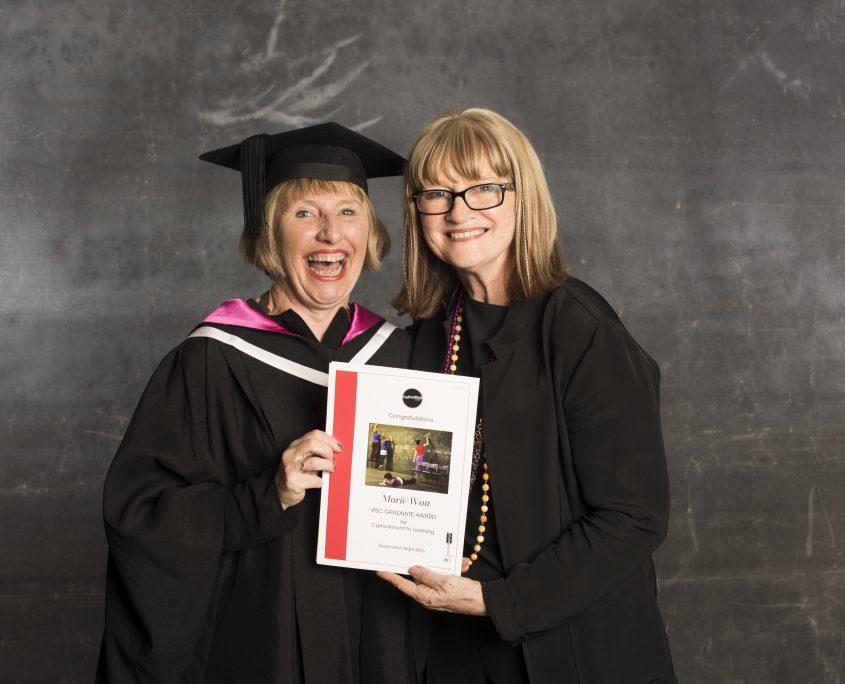 Marie Watt with Julie Moss