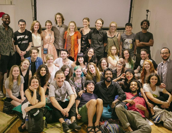 PSC students, staff and guest speakers at Obscura 2015