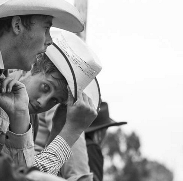 Image by Elma Grad, from 'Rodeo'