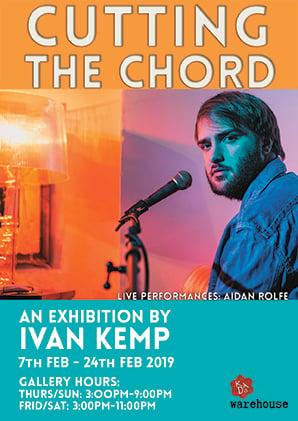 Ivan Kemp -Cutting the Chord