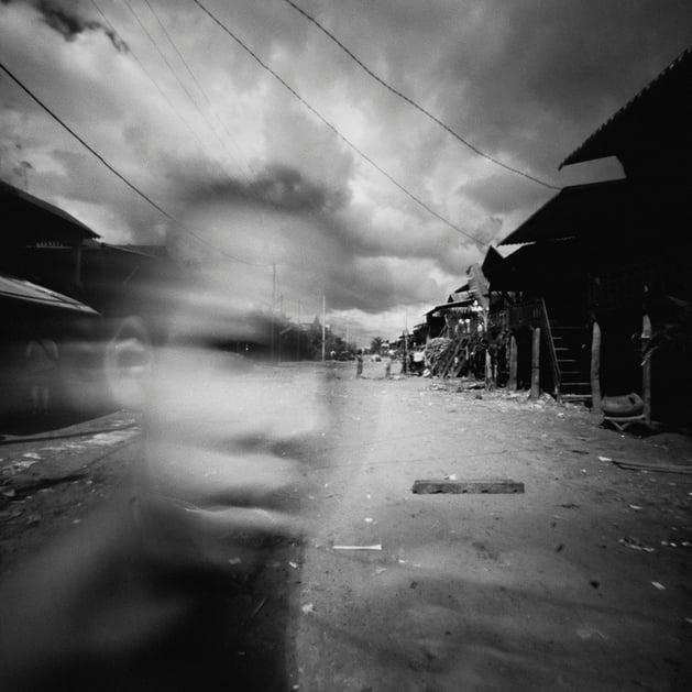 Tom Goldener-Pinhole photo-Cambodia photo tour
